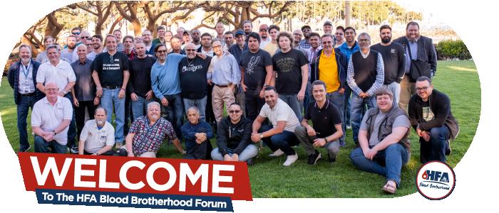 HFA Blood Brotherhood Forum
