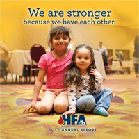 HFA Annual Report 2012