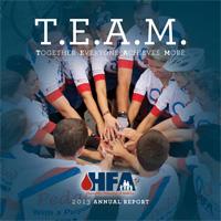 HFA Annual Report 2013