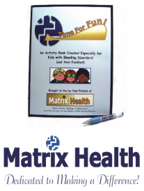 Matrix Kids Book  Press Release