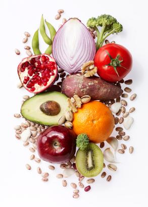 what vitanuns abd minerals in a diet