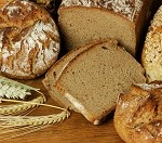 whole grains and whole grain breads