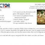 Tex Mex recipe
