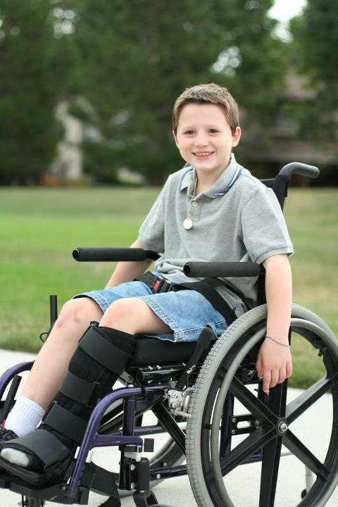 Thomas Wilkes. u201c  sc 1 st  Hemophilia Federation of America & Infusing Love: Standing Up (In a Wheelchair) to Bullying ...