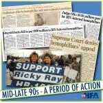 Mid-Late 1990s_Hemophilia Action