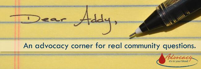 Dear Addy