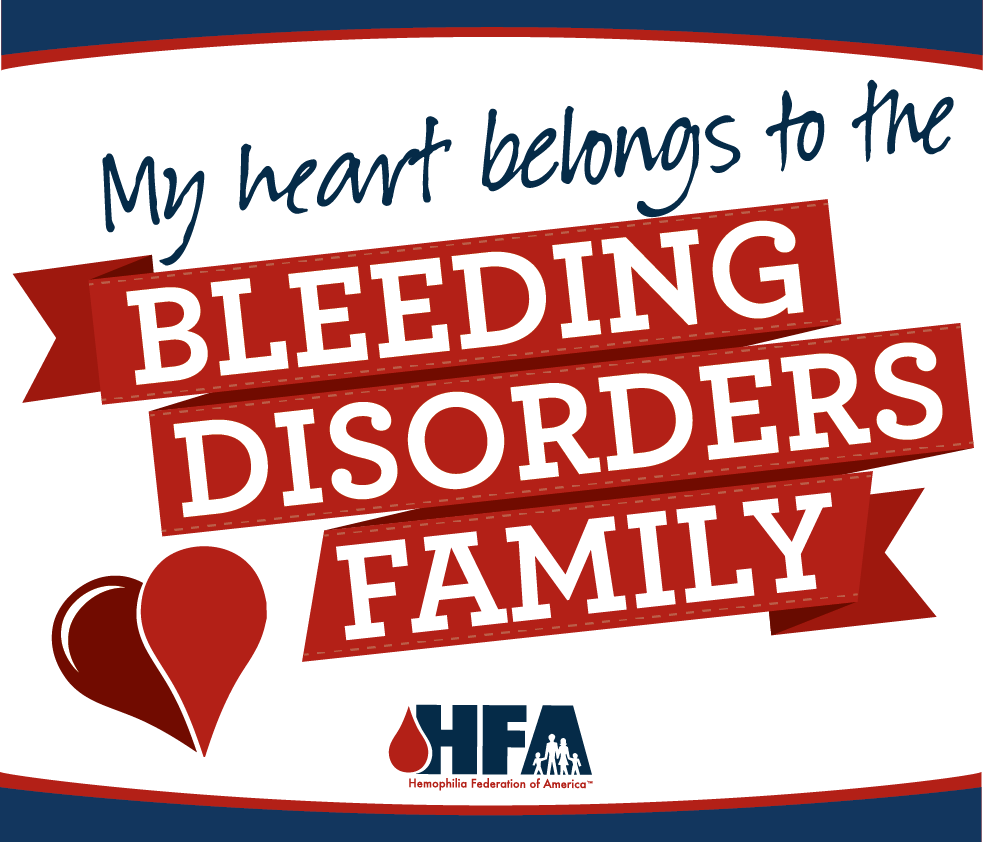 Bleeding Disorders Awareness Month - Hemophilia Federation of America