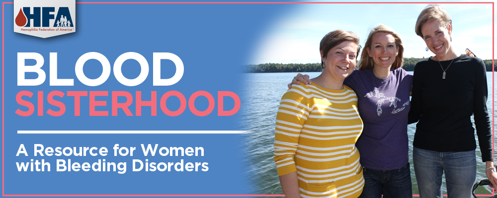 When you enroll in Blood Sisterhood, you will be kept up to date on the latest news and events from HFA, and you will also receive a special Blood Sisterhood Welcome Kit!