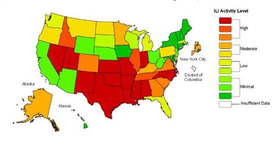 NBC News Flu Worsens Hitting Younger Adults Hard Hemophilia
