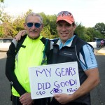 Dad-and-Son-at-Gears-for-Good-bike-ride