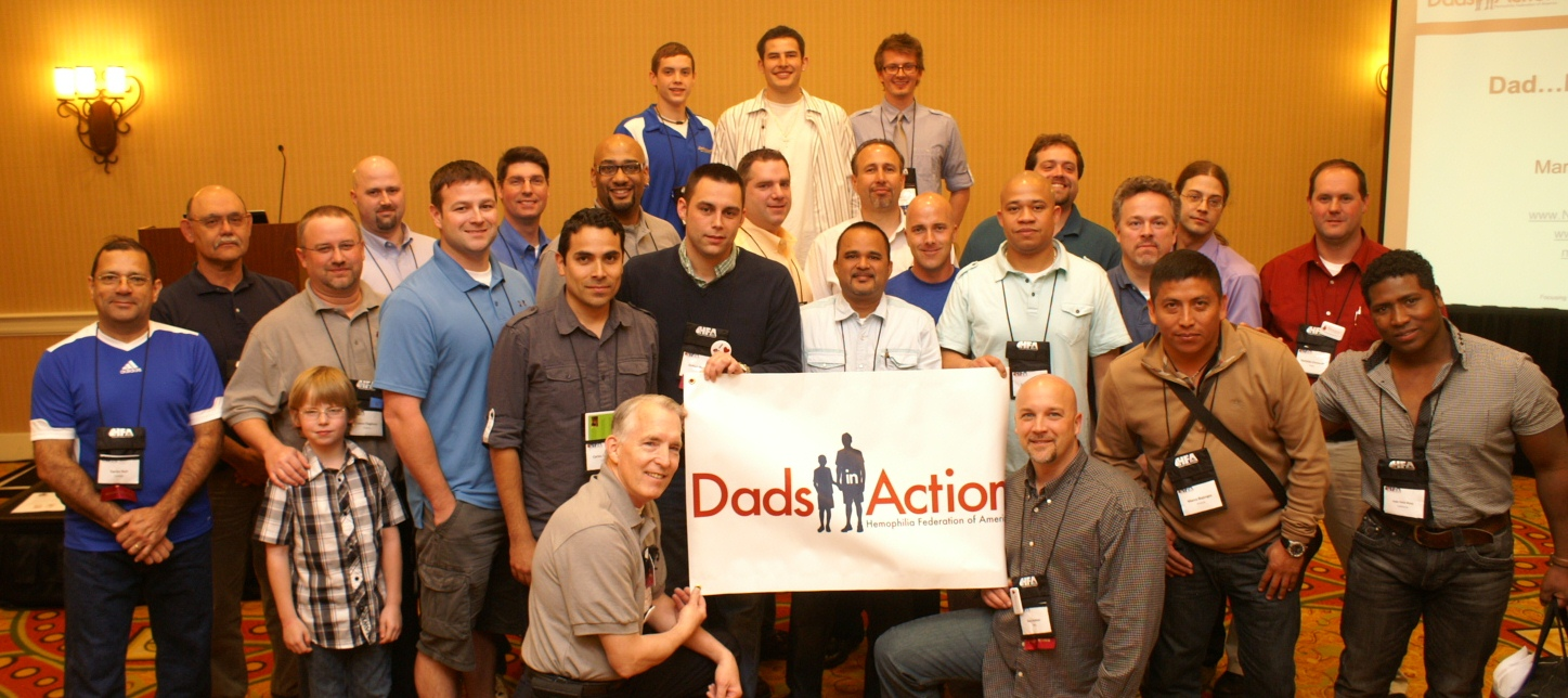 Dads in Action at Symposium 2012