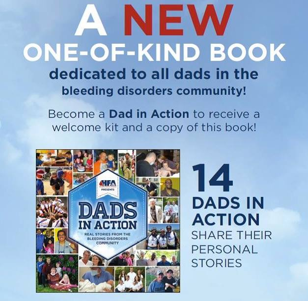 Dads in Action Book