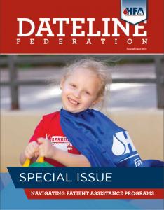 HFA Dateline Federation Newsletter