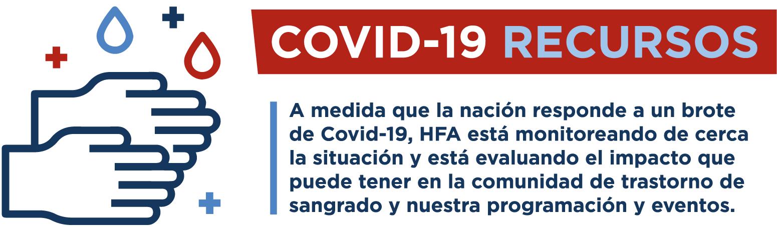 COVID-19 Recursos