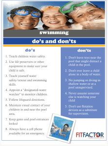 FF_Swimming Do's and Don'ts_image