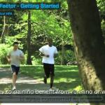 FitFactor Run Video