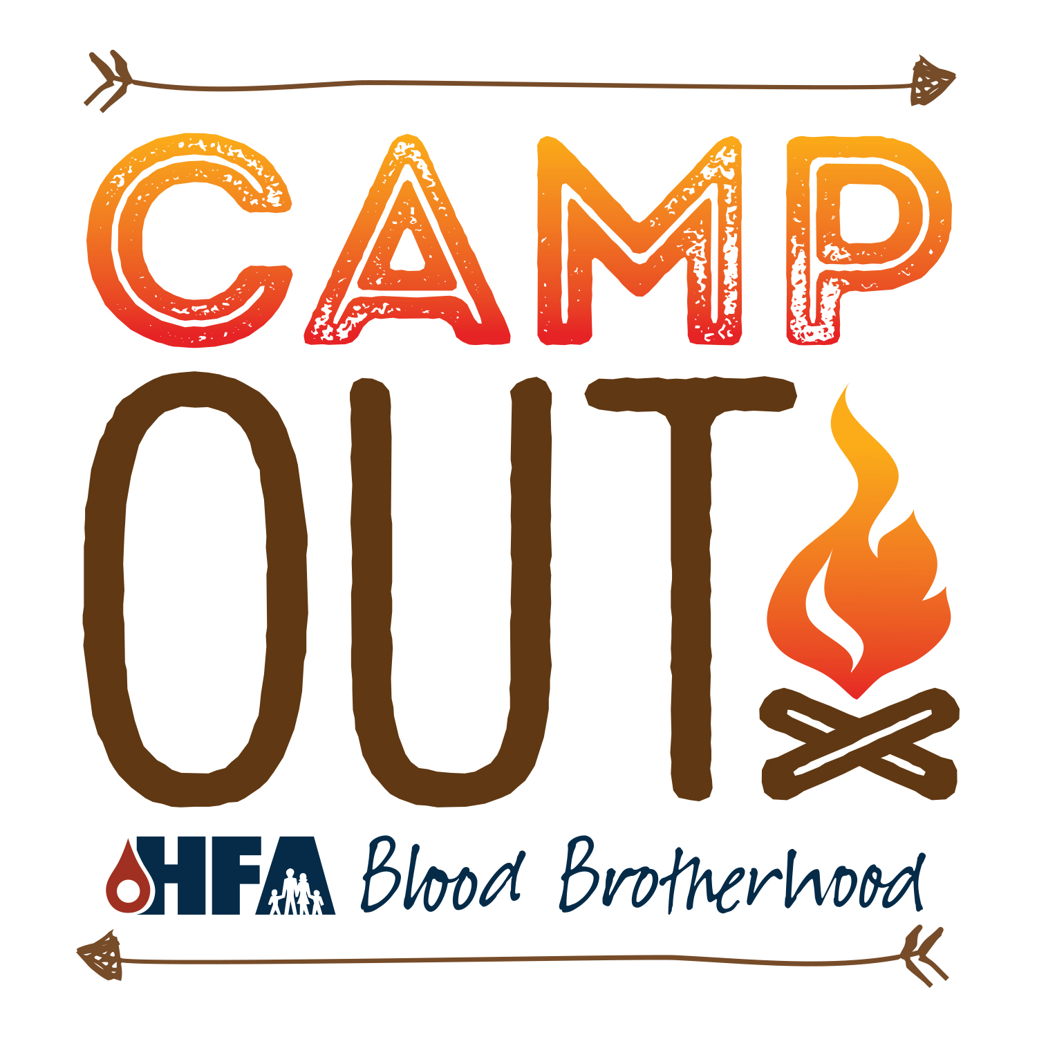 Blood Brotherhood Camp Out
