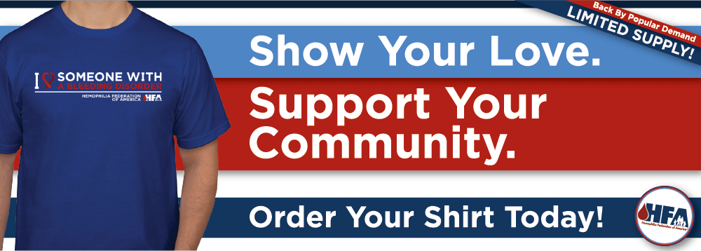 Show Your Love. Show Your Support. Order Your Shirt Today!