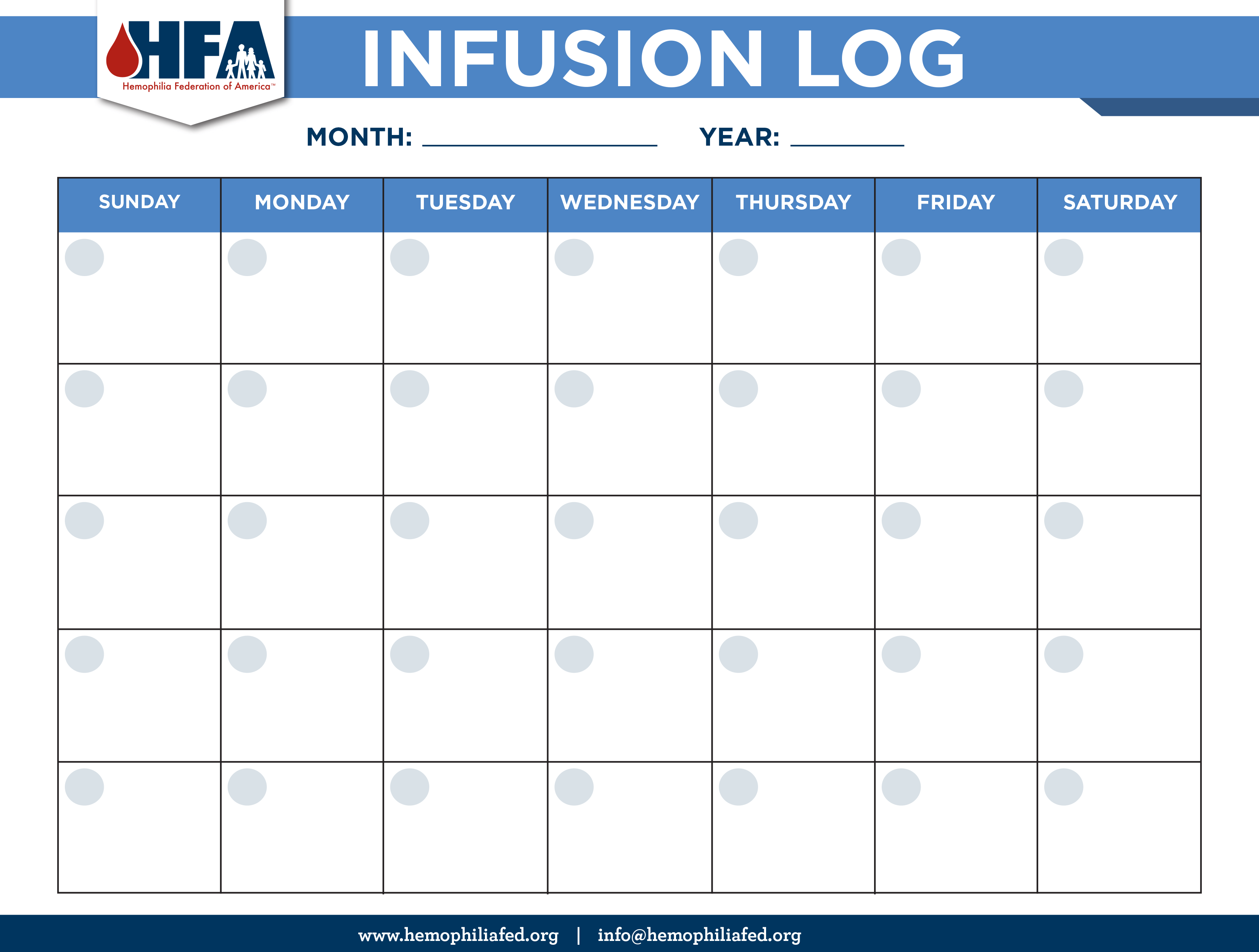 infusion log_image