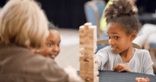 All Out Break Out: Family Game Night on August 4