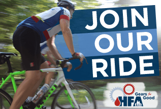 Ride With Us For A Great Cause