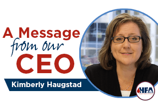 A Message from our CEO & President: