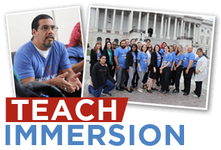 TEACH Immersion Is Back!