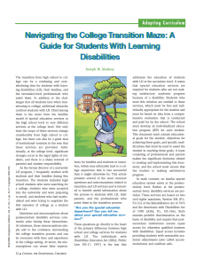 Navigating the College Transition Maze_IMAGE
