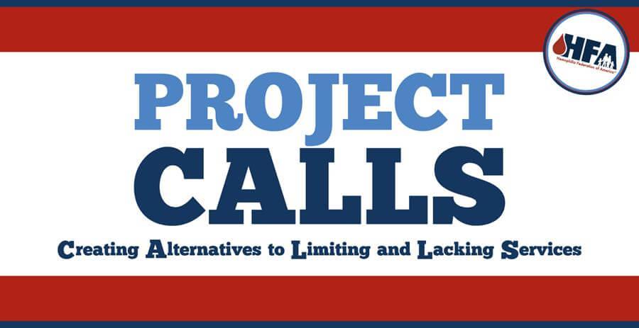 Insurance Frustrations Project Calls Hemophilia Federation Of America