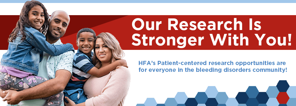 Our Research Is Stronger With You!