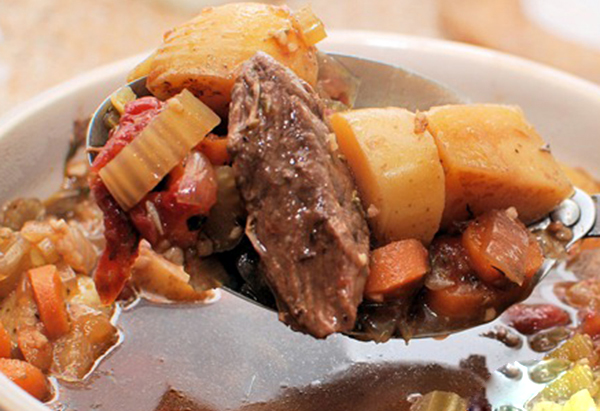 Slow Cooker Beef Stew - Hemophilia Federation of America