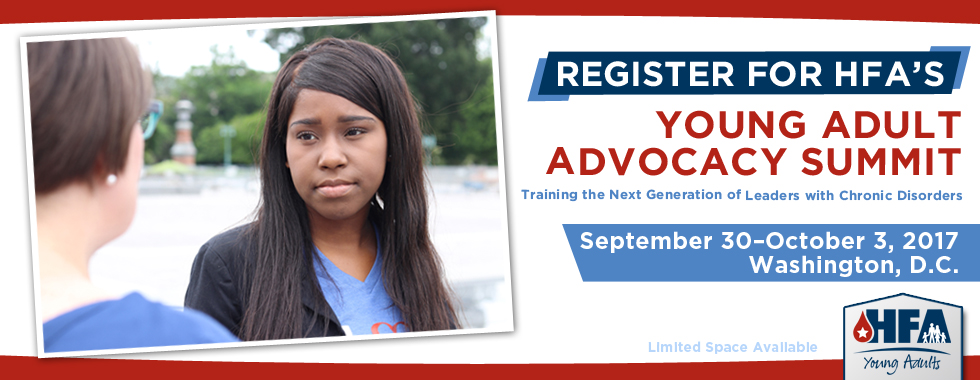 Young Adult Advocacy Summit