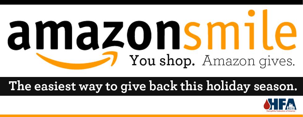Support HFA Through AmazonSmile