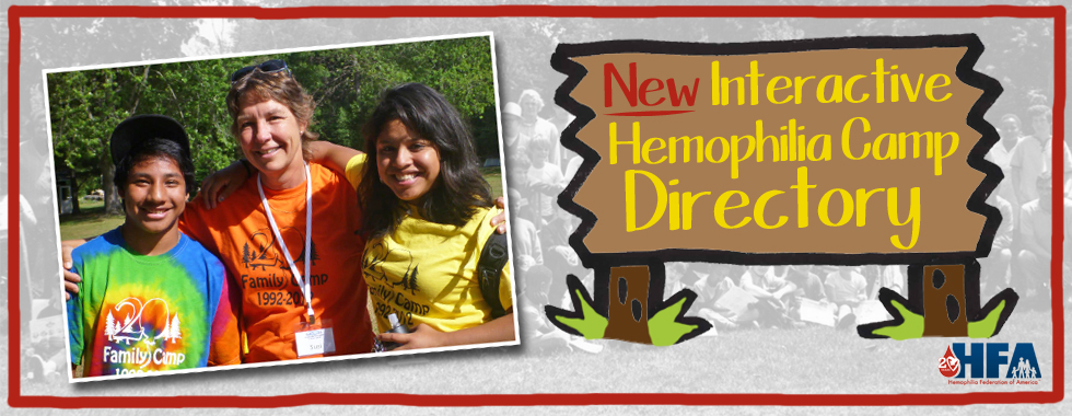Hemophilia Summer Camp