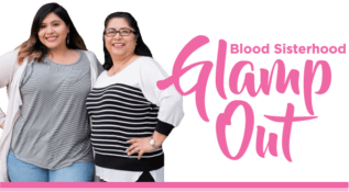 Blood Sisterhood Glamp Out