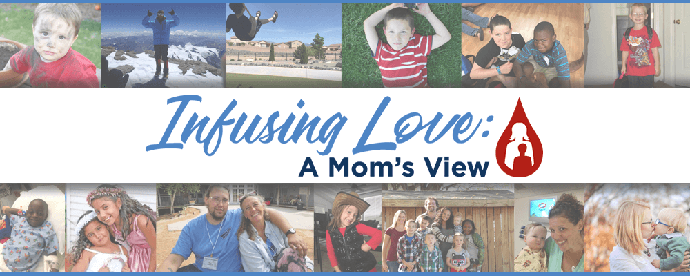 Infusing Love: Five Years Of Our Moms' Blog