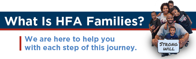 What is HFA Families?