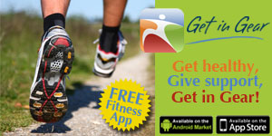 Get in Gear Free Fitness Mobile App