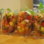 grilled pineapple pico de gallo