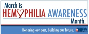 Hemophilia Awareness Month_2014
