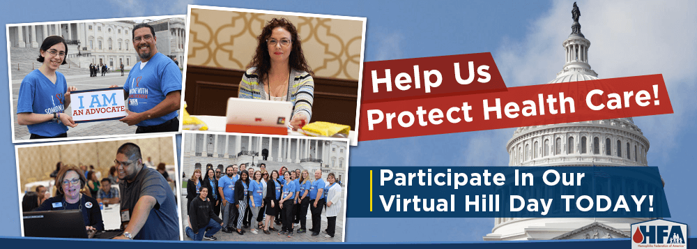 Help Us Protect Health Care - Participate In Our Virtual Hill Day TODAY!