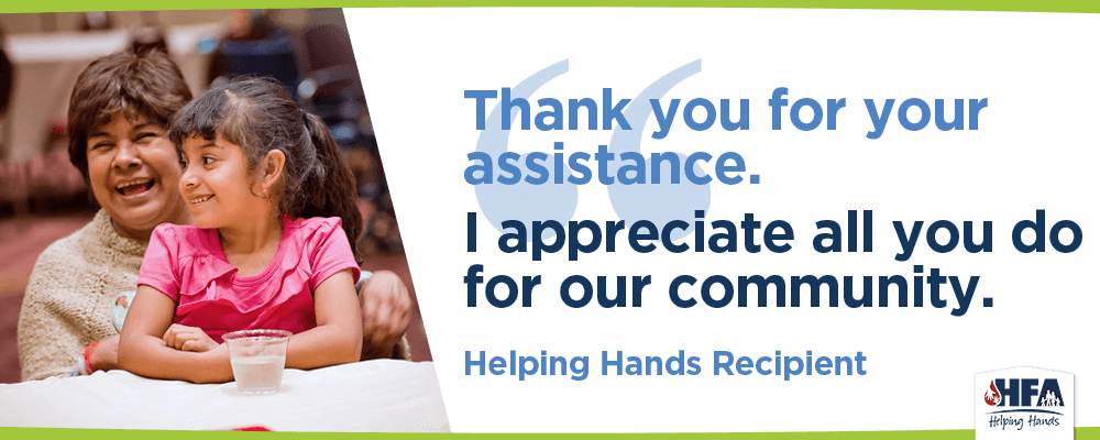 Helping Hands Assistance