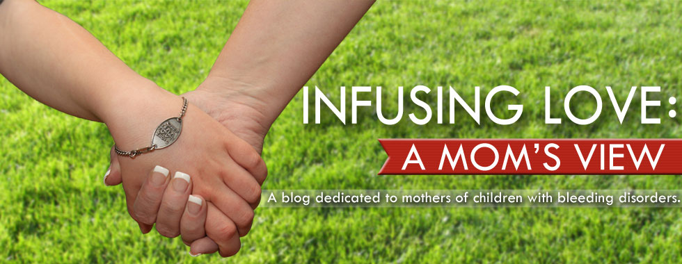 Moms Blog: Infusing Love