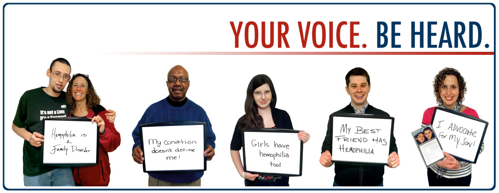 Advocacy Your Voice. Be Heard.