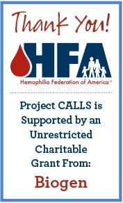Thank You for supporting Project CALLS
