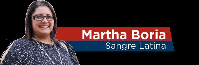Martha Boria - Sangre Latina
