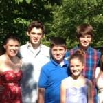 megan king family photo