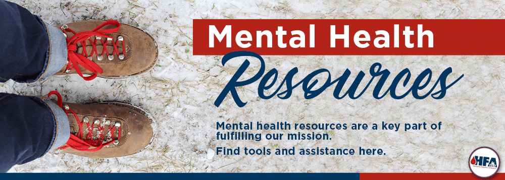 Mental health resources for everyone.