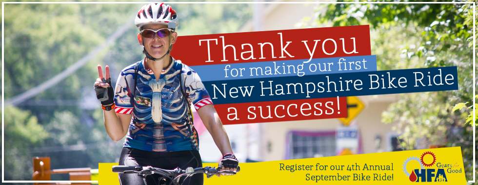New Hampshire Gears for Good