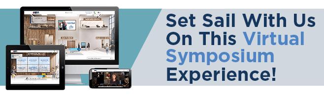 Set sail with us on this virtual Symposium experience!